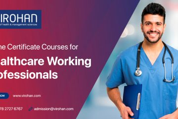 Banner of blog Online Certificate Courses For Healthcare Working Professionals