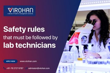 Title image for the blog post Safety Rules That Must Be Followed By Lab Technicians