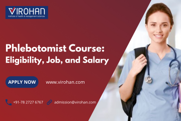 Banner image for Phlebotomist Course: Eligibility, Job, and Salary